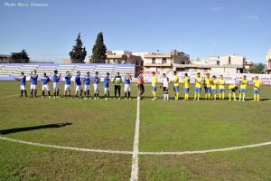 Calcio Dilettanti;4 Ottobre 2015 Sportmania-Spinazzola 0-2(2)