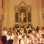 Concerto Coro''San Pio''Convento Frati Cappuccini Cerignola(Fg)