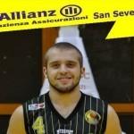 Giovanni Romano Cestistica San Severo Basket Serie B2