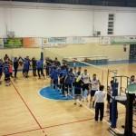 Pallavolo Serie B2 Uomini;Andria-Iposea Udas 3-1