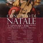 Concerto Di Natale,Arciconfraternita'Assunta Cerignola(Fg)