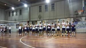 Pallavolo Serie B2;Per L'Iposea Udas Sfida In Trasferta a Gioia Del Colle Di;Pietro Capuano Ufficio Stampa Iposea Udas Volley