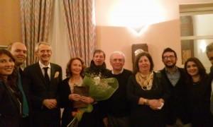 Grande Successo Per L'Iniziativa In Ricordo Di Pinuccio Tatarella Di;Mimmo Siena