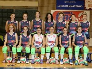 Pallavolo Cerignola Stagione 2015-16(2)