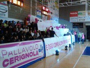 Pallavolo Cerignola-Volley Messina 2-3