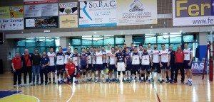 A Rischio L'Iscrizione Alla Serie B Per L'Udas Volley Di;Mimmo Siena