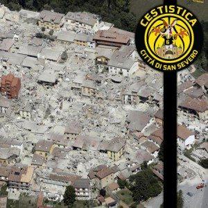 Cestistica San Severo In Campo Per i Terremotati Del Centro-Italia