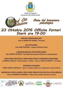 Mese De Benessere Biologico a Cerignola il 23 Ottobre