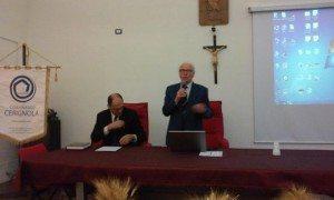 All'Ite''Alighieri''Incontro Per La Presentazione del Libro Sul Caso Moro Di Antonio Cornacchia Di;Mimmo Siena