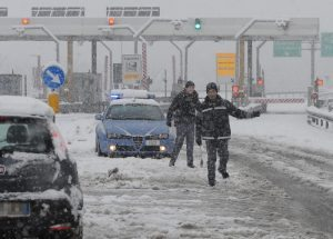 Disagi Per La Neve In Puglia Foto Ansa.it