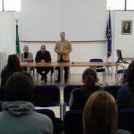 18 Febbraio 2017;Laboratorio Tv Web Ite Alighieri Cerignola(Fg)