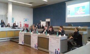 Convegno Sulla Violenza Domestica-Assistita a Cerignola Di;Mimmo Siena