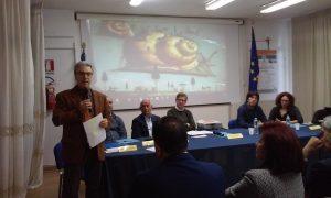 Seminario Sull'Adolescenza a Cerignola(Fg)Fase Del Dibattito