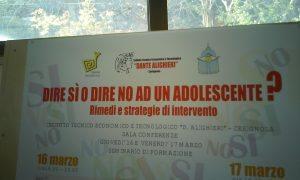 Seminario Sull'Adolesecenza All'Ite''Alighieri''di Cerignola Di;Mimmo Siena