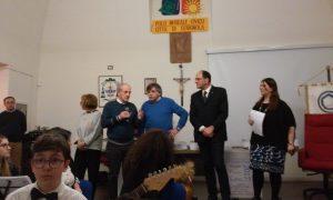 Giornata Nazionale Poesia Memorial''Vincenzo Carbone'' a Cerignola(Fg)