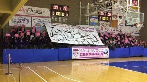 Pallavolo Cerignola Ko Meritato a Palermo 3-0