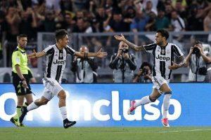 La Juventus Vince La Coppa Italia 2016-17