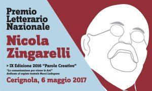 Grande Attesa Per La 9na Edizione Del Premio Letterario''Zingarelli''Di;Redazione Speciale News Web-Tv