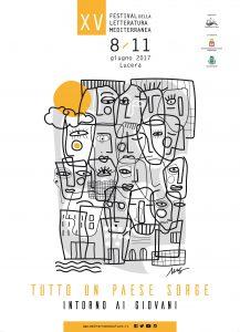 Torna il Festival della Letteratura Mediterranea dall'8 all'11 giugno a Lucera (Fg)Di;Redazione Speciale News Web-Tv