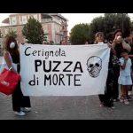Manifestazione Di Piazza a Cerignola(Fg)