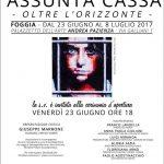 Oltre L'Orizzonte Alessia Cassa In Mostra a Foggia Dal 23 Giugno