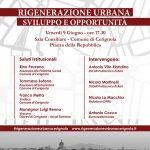 Rigenerazione Urbana a Cerignola