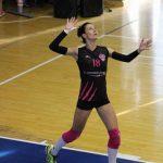 Chiara Giancanre,Pallavolo Cerignola Serie B 2017-18
