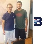 Giuseppe Ippedico,Castellano Udfas Basket