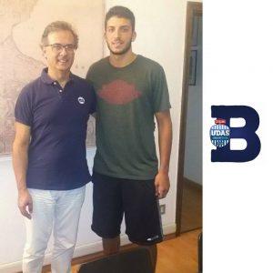 Castellano Udas Basket Non Si Ferma piu'Arriva Giuseppe Ippedico Di;Mimmo Siena