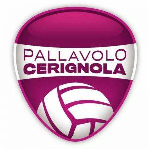Logo Pallavolo Cerignola 2017-18
