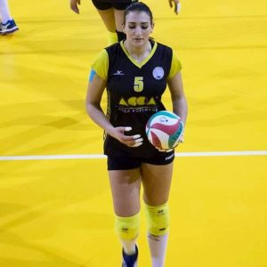 Mara Mauriello,Libera Virtus Volley 2017-18