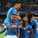 Champions League:;Napoli-Nizza 2-0