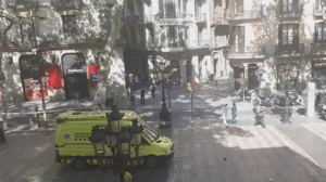 Ucciso Il Killer della Strage Alla Rambla di Barcellona Di;Mimmo Siena