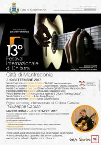 Festival Internazionale Chitarra Manfredoni