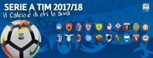 La Serie A Apre il 2do tirno con 3 Anticipi