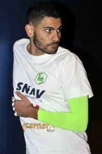 2do Tassello Per L'Udas Volley Arriva Michael Palmieri Di;Mimmo Siena