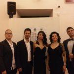 Concerto Giovani Conservatorio Musicale''Giordano''di Fg a Cergnola