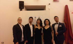 A Cerignola Applausi a Scena Aperta Per i Ragazzi Del Conservatorio Musicale''Giordano Di Fg Di;Mimmo Siena