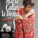 Maria Callas La Divina Con Daniela Musini Successo Al Mercadante di Cerignola(Fg)