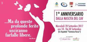 Un Anno Centro Antiviolenza a Cerignola