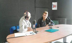 Alessandro Tofoli Asd Udas Volley Ospite di Speciale News Web 24 a Radio Trc Di;Mimmo Siena