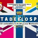 Festa Dello Sport a Cerignola In Piazza Matteotti