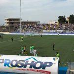 Calcio Serie D Audace Cerignola-Taranto 2-0