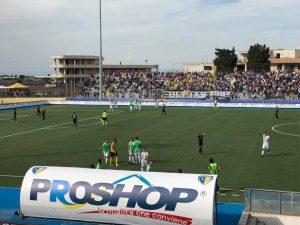 Calcio Serie D;L'Audace Cerignola Vince e Porta a Casa i 3 Punti Ko Il Taranto 2-0 Di;Mimmo Siena
