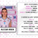Alessia Ameri Pallavolo Cerignola 2017-18