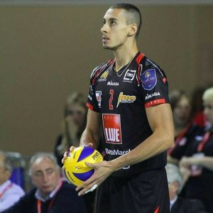 asquale Gabriele Asd Udas Volley 2017-18