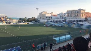 L'Audace Cerignola Vince Anche a Manfredonia per 2-1
