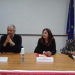 20 Ottobre Il Viaggio Francesco Carofiglio a Cerignola(2)