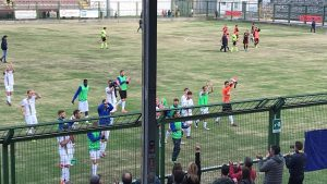 Calcio Serie D Aversa Normanna 1-2