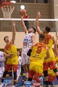 Basket Serie B;La Castellano Udas Cerca La Vittoria Contro Recanati Di;Mimmo Siena